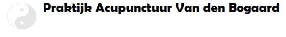 acupunctuur van de bogaard